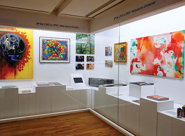 Differentes formes d'expositions